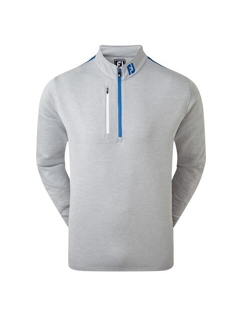 FootJoy heren golfsweater Royal Chill-Out zakje lichtgrijs