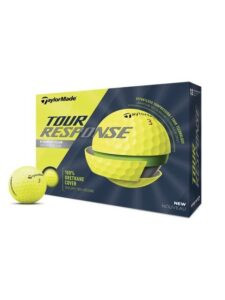 TaylorMade golfballen Tour Response geel