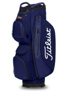 Titleist golftas15 StaDry Cart Bag navy
