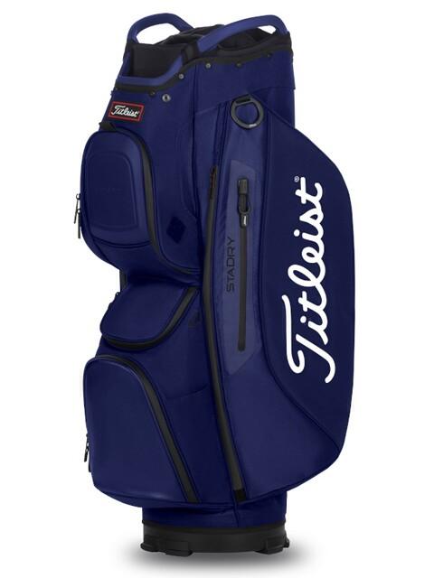 Titleist golftas15 StaDry Cart Bag navy