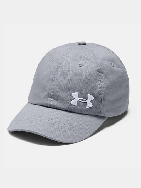 Under Armour dames golfcap Cotton grijs