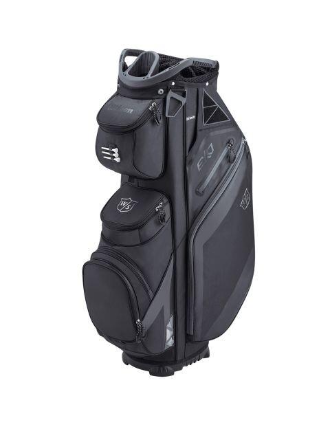 Wilson Staff golftas Exo Cart Bag zwart