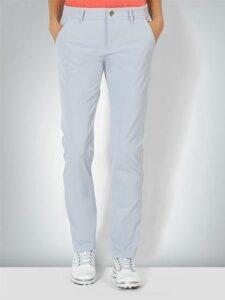 Alberto dames golfpantalon Alva 3xDry Cooler lichtblauw
