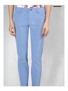 Alberto dames golfpantalon Julia 3xDry lavendel blauw