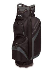 BagBoy golftas DG-Lite II Cart Bag 2020 zwart-donkergrijs