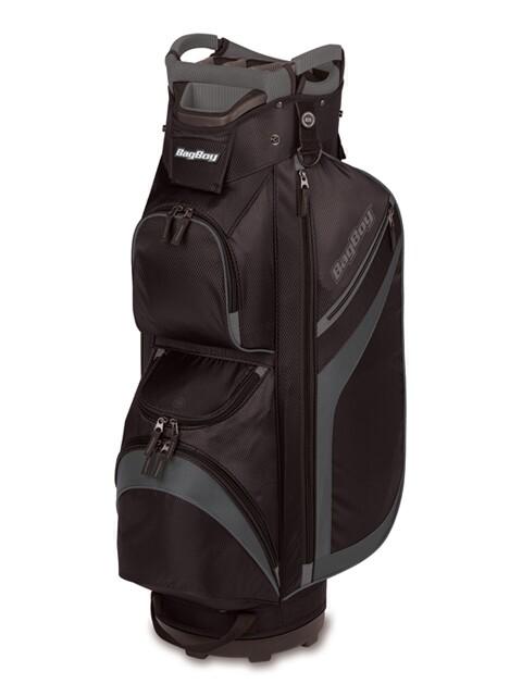 BagBoy golftas DG-Lite II Cart Bag zwart-donkergrijs