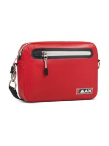 Big Max waterdicht handtasje rood