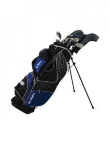 Ben Sayers Ben Sayers heren golfset M8 Stand Bag stalen shafts +1 inch langer