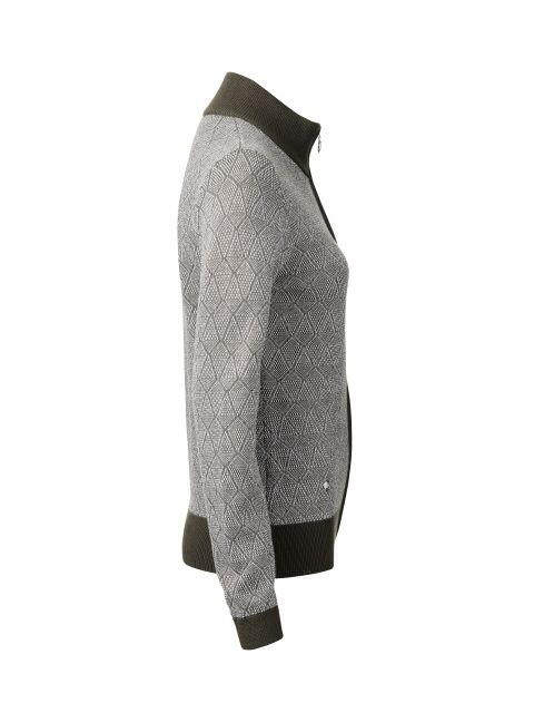 Daily Sports dames golfvest Cornelia cipres groen