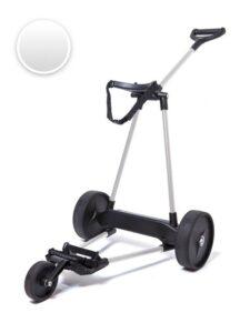 E-motion elektrische golftrolley Easy-Motion zilver