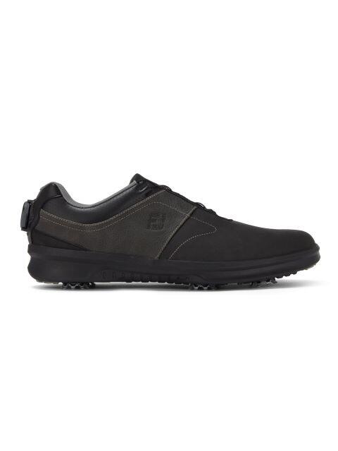 FootJoy heren golfschoenen Contour BOA zwart-grijs