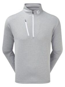 FootJoy heren golfsweater Chill-Out zakje lichtgrijs