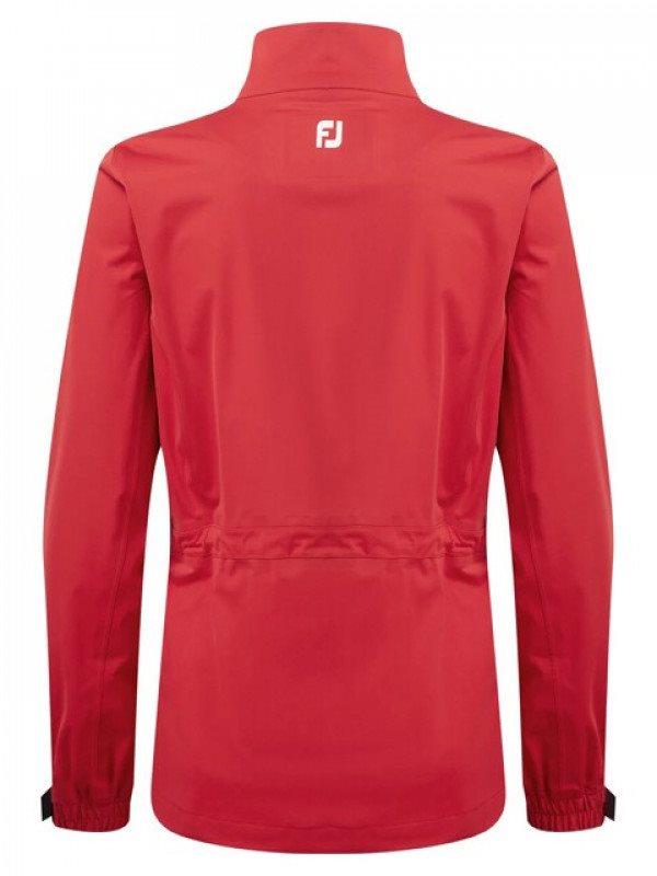 FootJoy dames golfregenjack Hydroknit rood