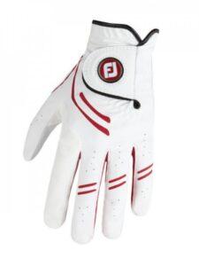 FootJoy heren golfhandschoen GTXtreme wit-rood