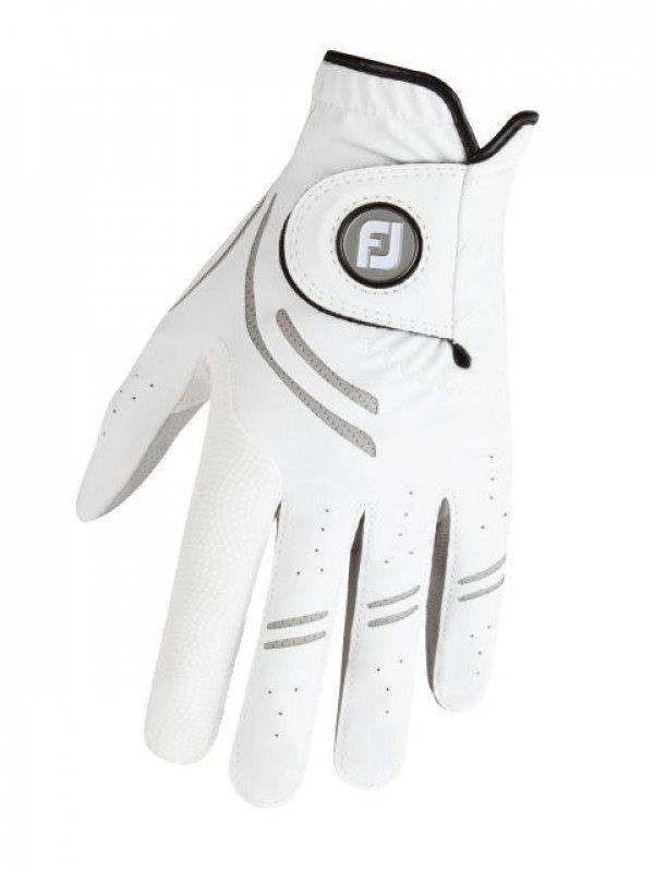 FootJoy heren golfhandschoen GTXtreme wit-grijs