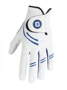FootJoy heren golfhandschoen GTXtreme wit-blauw
