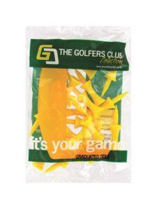 Golfers Club Step Height tee geel 25mm