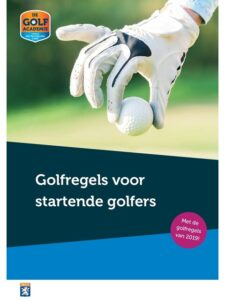 Golfboeken golfregels voor de startende golfer