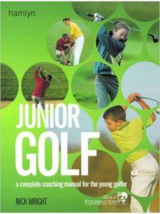 Golfboeken Junior Golf, complete coaching