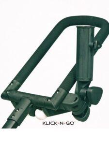 Klick-N-Go parapluhouder UH050 voor golftrolley GT250 - GT350 en GT400