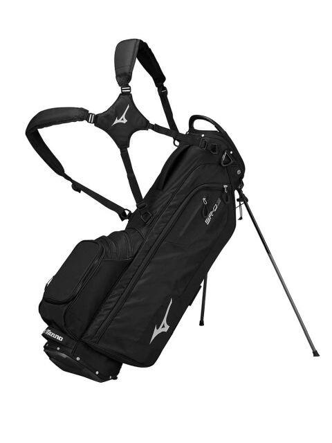 Mizuno golftas BRD-3 Stand Bag zwart