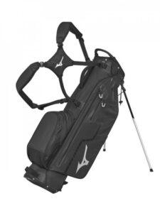 Mizuno golftas BR-DRI Stand Bag zwart-zilver