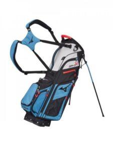 Mizuno golftas BR D4 Stand Bag blauw-zwart