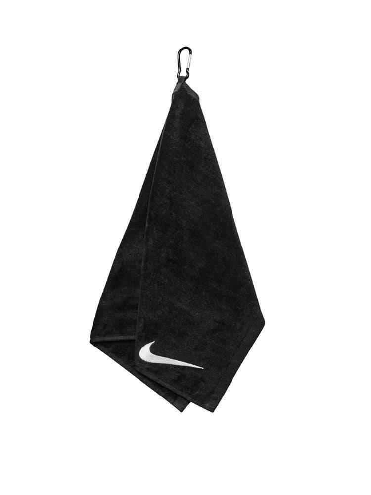 Nike golfhanddoekje Performance zwart