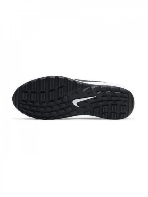 Nike unisex/dames golfschoenen Air Max 1G zwart-wit