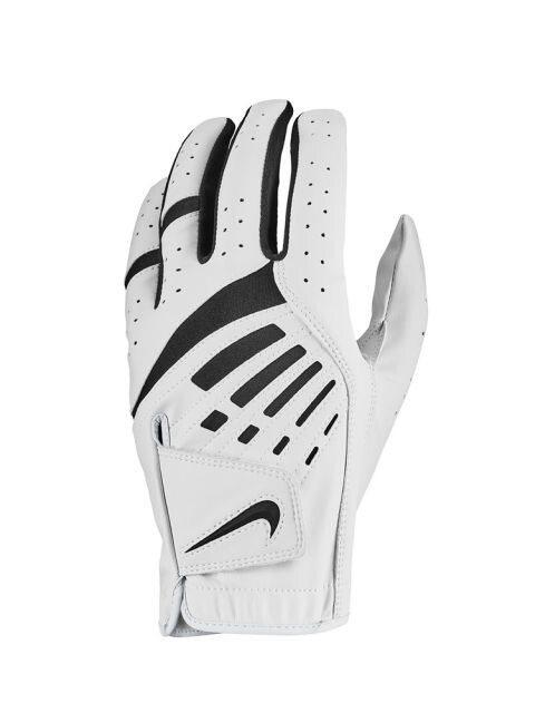 Nike heren golfhandschoen Dura Feel wit