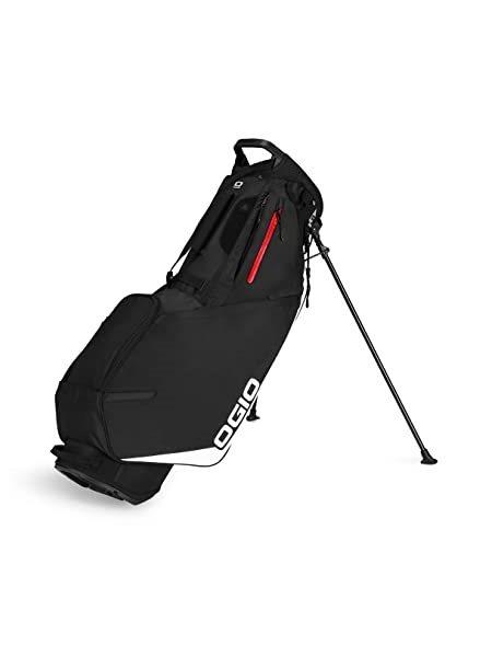 Ogio golftas Fuse 304 Stand Bag zwart