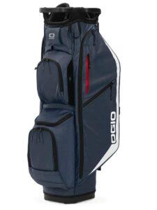 Ogio golftas Fuse 314 Cart Bag blauw