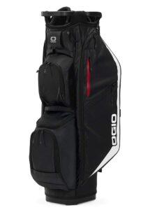 Ogio golftas Fuse 314 Cart Bag zwart