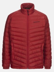 Peak Performance heren golfjack Frost Down Liner rood