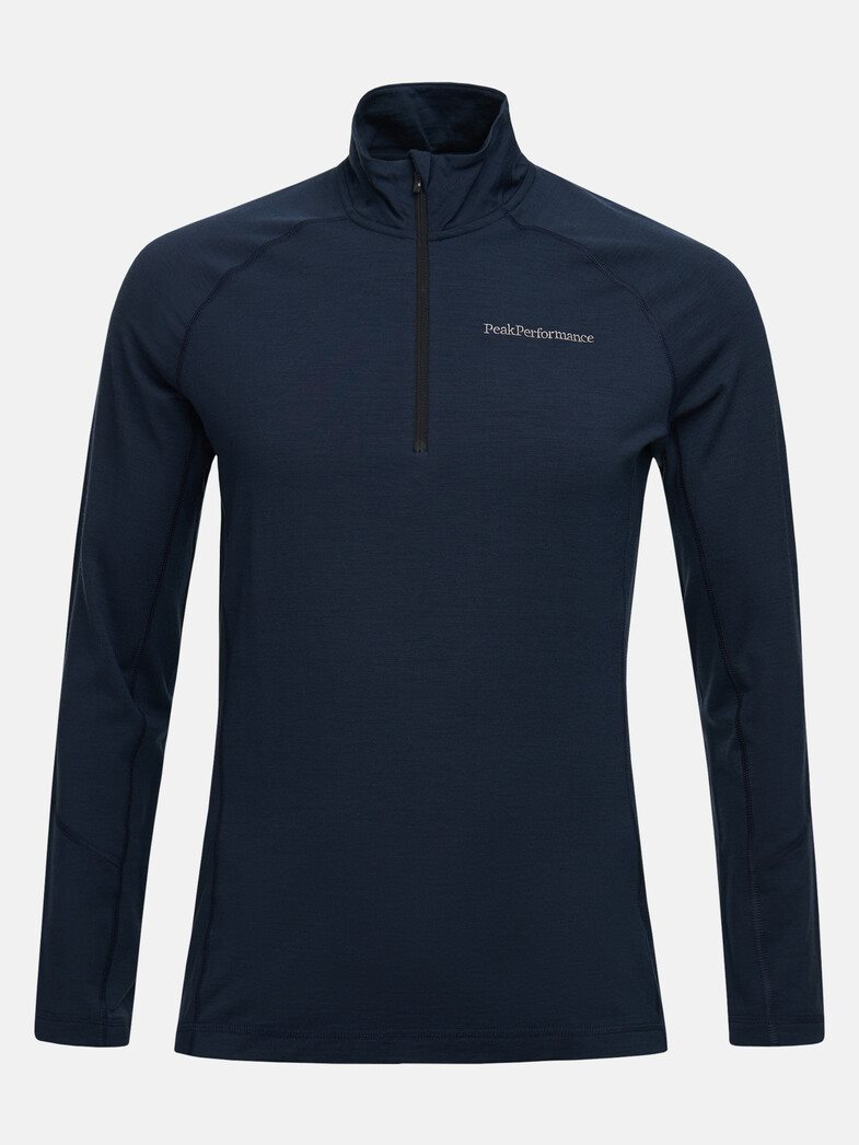 Peak Performance heren golfpully Magic navy