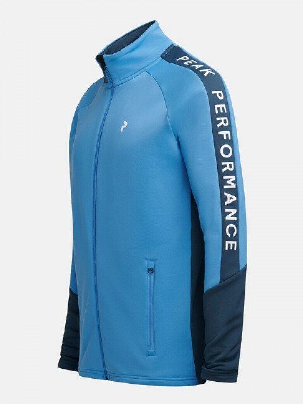 Peak Performance heren golfvest Rider Zip navy-blauw