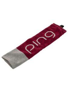 Ping golfhanddoek Trifold Towel Ladies
