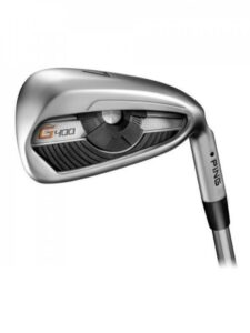 Ping heren golfset G400 5-SW staal shaft
