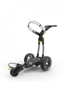 Powakaddy elektrische trolley CT6 met GPS en EBS voor 36 holes