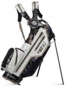 Sun Mountain golftas H2NO Lite 14 Stand Bag 2021 zwart-wit