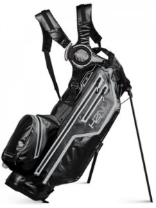 Sun Mountain golftas H2NO Lite 14 Stand Bag 2021 zwart
