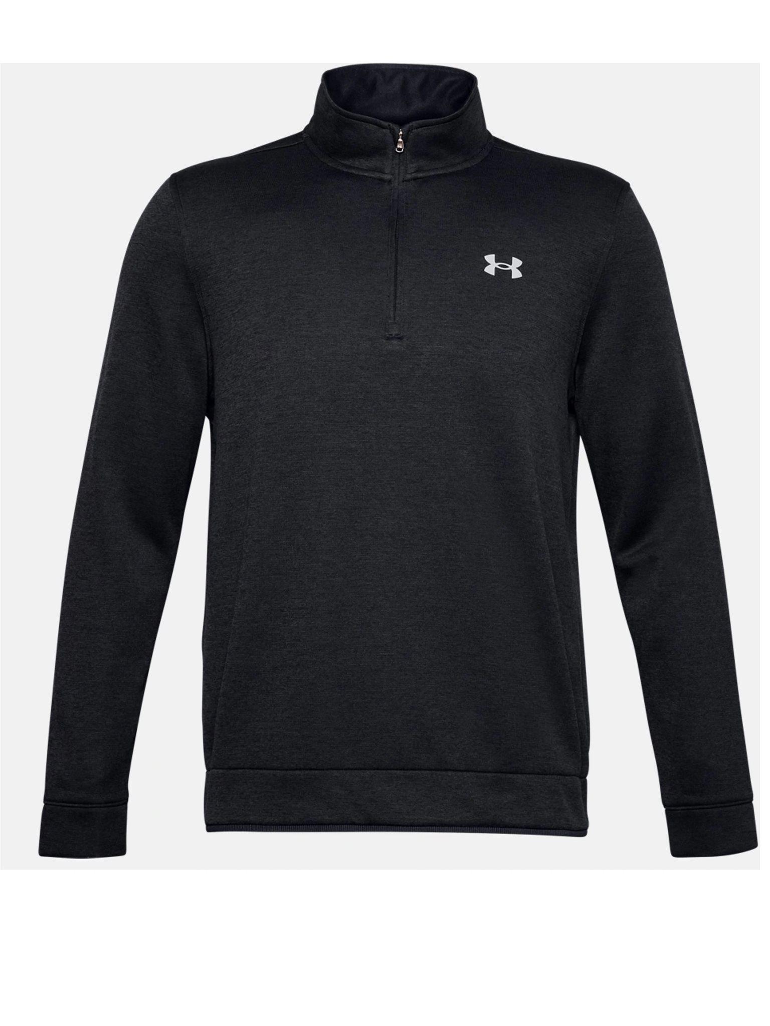 Under Armour heren golfsweater Storm zwart melee