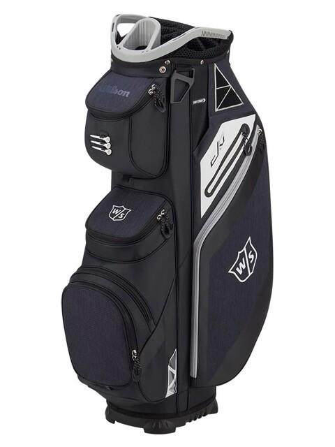 Wilson Staff golftas Exo Cart Bag zwart-grijs