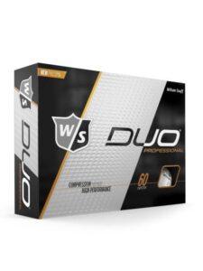 Wilson Staff golfballen Duo Professional wit (DX3)