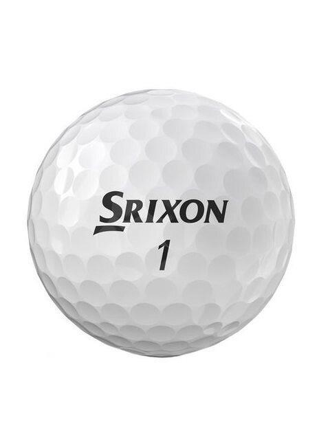 Srixon golfballen Q-Star Tour wit
