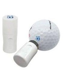 Asbri golfbalstempel Ogen - Eyes blauw