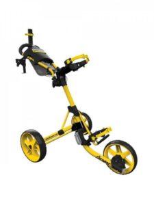 Clicgear golftrolley 4.0 geel