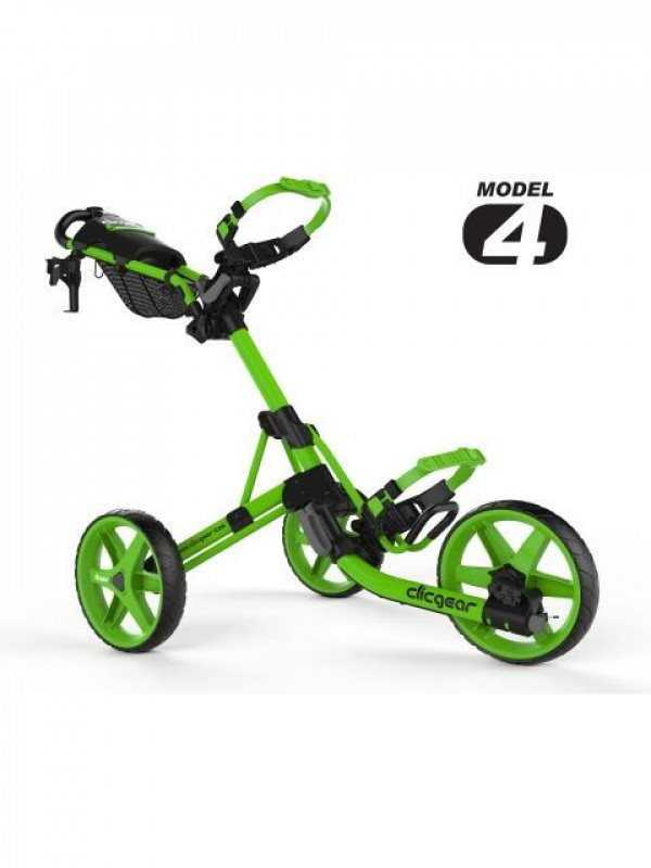 Clicgear golftrolley 4.0 lime