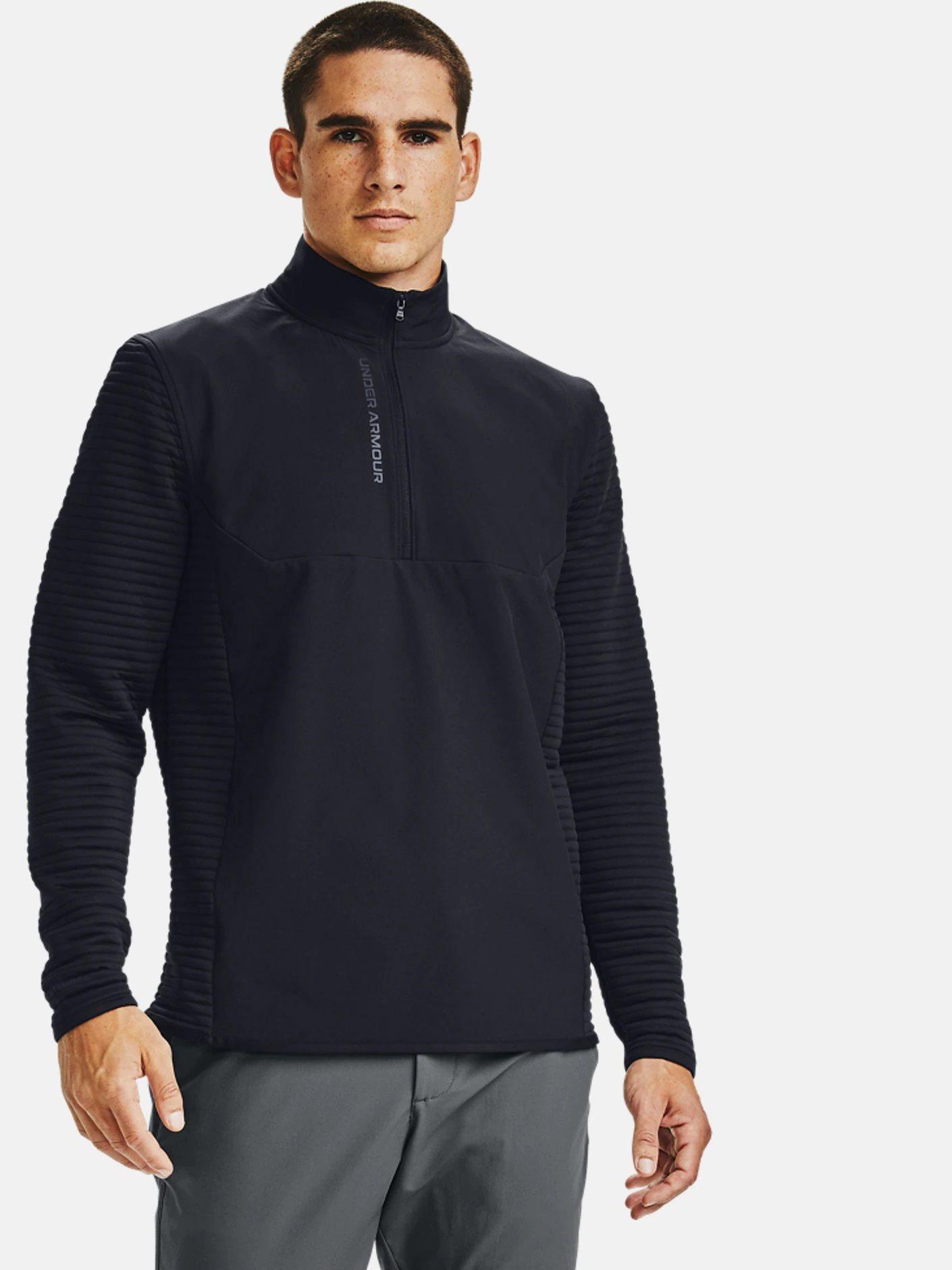 Under Armour heren golfsweater Storm Evolution Daytona zwart