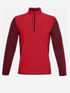 Under Armour heren golfsweater Storm Evolution Daytona rood